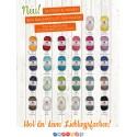 myboshi Lieblingsfarben no. 2, 50g, Häkelgarn, Strickgarn, Wolle, Sommergarn, vegan