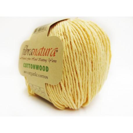Gründl Cottonwood Fibra Natura, 50g 100% Baumwolle