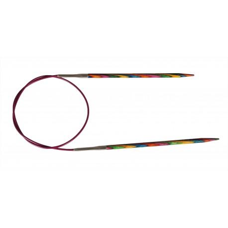 """KnitPro Rundstricknadeln """"Symfonie"""", Stärke: 6,0mm, verschiedene Längen"""