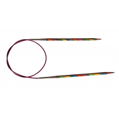 """KnitPro Rundstricknadeln """"Symfonie"""", Stärke: 5,0mm, verschiedene Längen"""