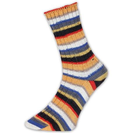 H&W Comfort Sockenwolle 1867, 150g, 6-fach