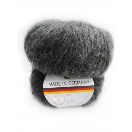 H&W Made in Germany Fließende Gewässer, 50g, 85% Wolle
