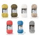 Schachenmayr Soft Linen Mix, 50g, 30% Leinen, günstige Sommerwolle