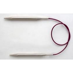 """KnitPro Rundstricknadel """"Nova Metal"""", 40 cm/ 3mm"""