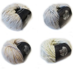 Lana Grossa Bottone, 50g, günstige Wolle, Wolle zum Stricken, Häkelwolle, Strickgarn, Häkelgarn