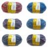 Schachenmayr Regia Costume Color, 100g, Strickgarn, Strickwolle, Wolle zum Stricken, Sockengarn