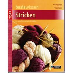 Basiswissen Stricken - Das große Einsteigerbuch mit Modellen (2013) Buch Anleitung