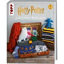 Harry Potter - Magisch Stricken. Das offizielle Harry Potter Strickbuch (2020) Buch Anleitung