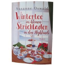 Wintertee im kleinen Strickladen in den Highlands. Mit kreativen Strickanleitungen, Susanne Oswald (2020)